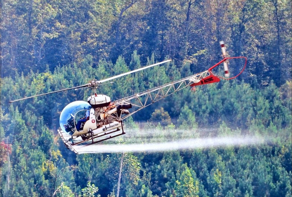 Aerial Forestry Services
