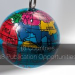 18 Countries, 18 Publication Opportunities