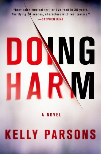 Stephen King Reading List - Doing Harm by Kelly Parsons