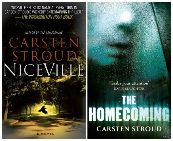 Stephen King Reading List - Niceville and The Homecoming by Carsten Stroud