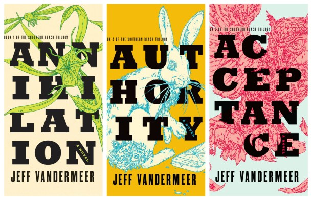 Stephen King Reading List - Southern Reach Trilogy