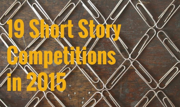 19 Short Story Competitions in 2014
