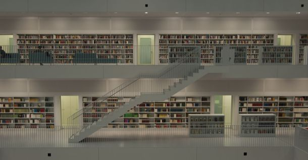 In Defense of Not Rereading - Photo by Lleven Van Melckebeke