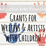 $6000 Grants for Writers & Artists with Children: Applications Open until 2 September