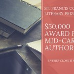 $50,000 Prize for Mid-Career Authors