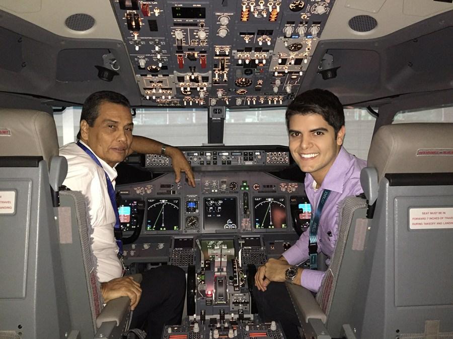Entrevista com o piloto brasileiro Dayv Franco. IMG_0870