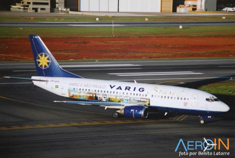 [Brasil] Logojets – outdoors aéreos brasileiros. PP-VPX