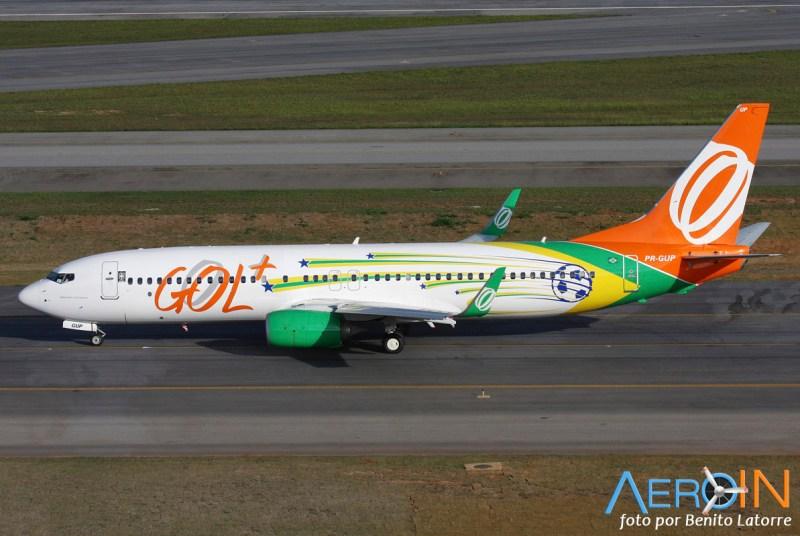 [Brasil] Logojets – outdoors aéreos brasileiros. PR-GUP-2-2