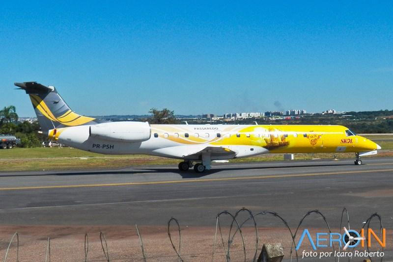 [Brasil] Logojets – outdoors aéreos brasileiros. PRPSH