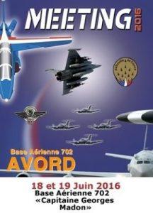 Meeting Aérien Avord 2016 @ Armée de l'Air (Base Aérienne 702) | Avord | Centre-Val de Loire | France