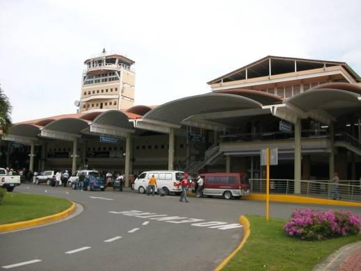 Resultado de imagen para airport santiago sti airport santiago de los caballero