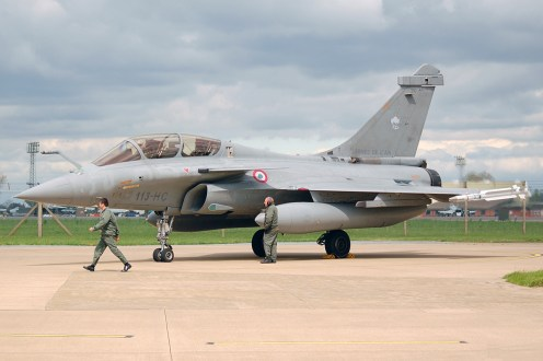 © Steve Smith - French Air Force • Dassault Rafale B • 3 Squadron 100th Anniversary