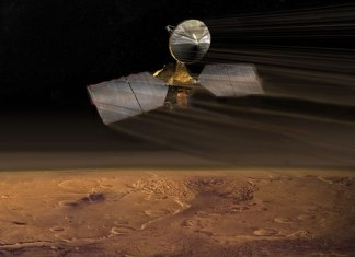 Mars Reconnaissance Orbiter Picture