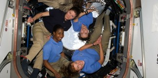 Women in Space Picture