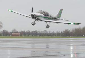 Huit Sonaca 200 pour Belgian Flight School