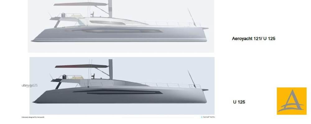 Aeroyacht Catamaran Concepts