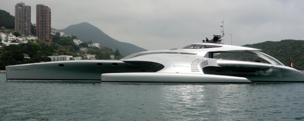 Sunreef Luxury Custom Trimaran