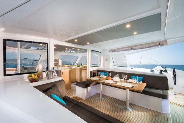 Bavaria Nautitech 40 Open catamaran