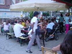 midden in Amsterdam Zuid