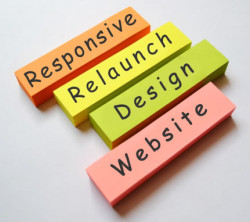 Neue Website - Website Relaunch - Responsive Webdesign