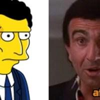 Frankie Carbone fa causa a Springfield