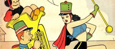 Fritzi Ritz was an American comic strip created in 1922 by Larry Whittington. It eventually evolved ...