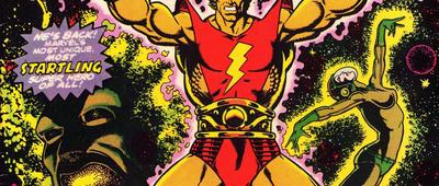 "James P. ""Jim"" Starlin (born October 9, 1949) is an American comic book writer and artist. With a career..."