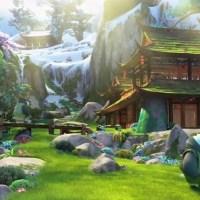 Kung Fu Panda 3, la clip del primo incontro