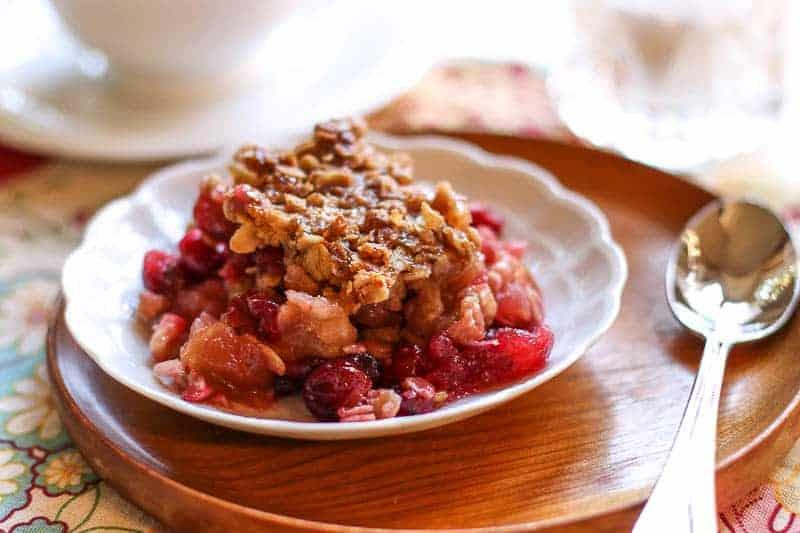Cranberry Apple Casserole Recipe 2