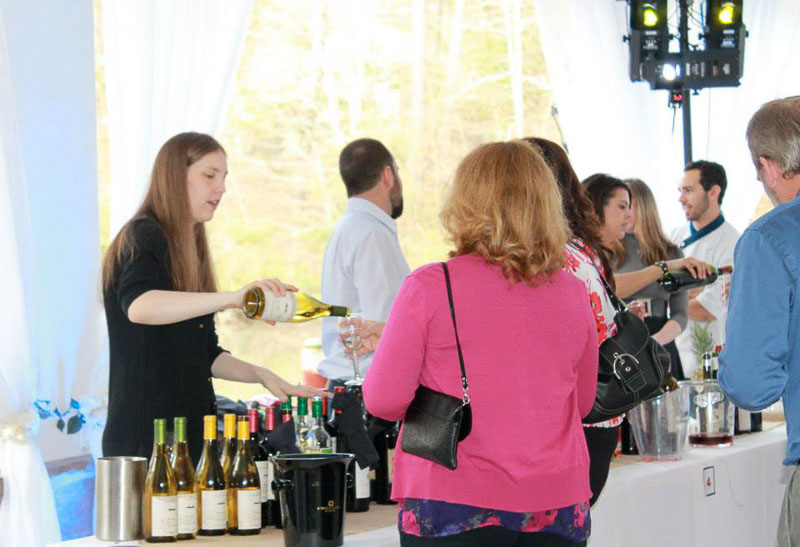 Fayetteville Uncorked- A Toast to Our Troops