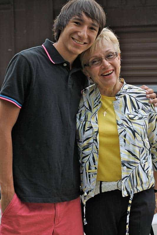 My Son, Joe and My Aunt Sue Kaat