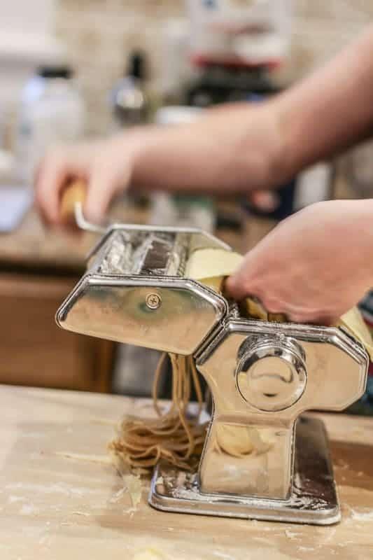 How to Make Homemade Pasta 1