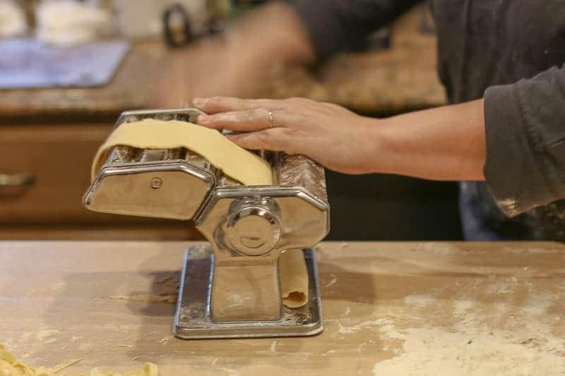 How to Make Homemade Pasta 6