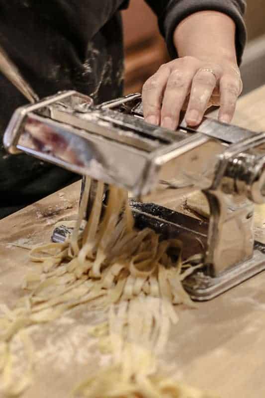 How to Make Homemade Pasta 8