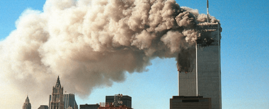 Egyptian state media claims 9/11 was carried out by West to justify war on terror