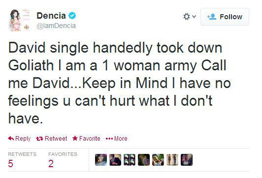 Dencia Responds to Lupita Essence Speech 7