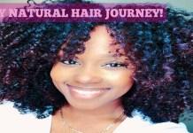hair journey pics