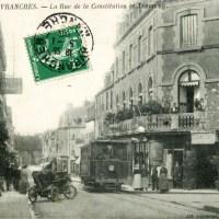 La ligne Granville - Sourdeval