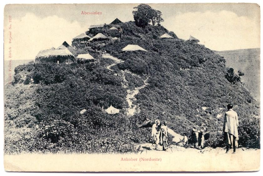Abessinien-Ankober