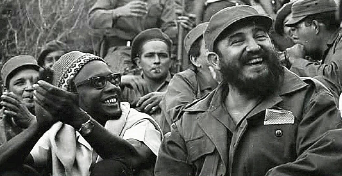 On Fidel Castro's Death, And 'Small' Cuba's Outsized Influence In Africa