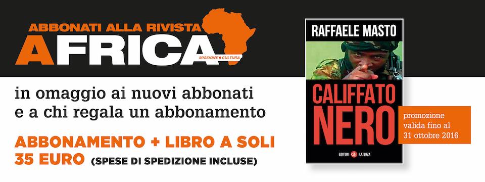 Africa + libro in omaggio