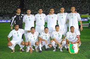 L'Algérie en amical contre la Bosnie