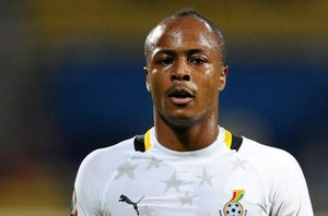 Andre Ayew s'excuse