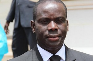 Le ministre sénégalais blessé