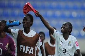 Le Ghana en quarts du Mondial U17