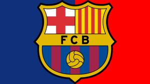 Drapeau FC Barcelone - Catalogne