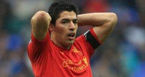 Luis Suarez-Liverpool