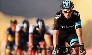 Chris Froome Tour of Oman
