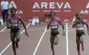 100m dame areva