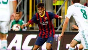 neymar_Lechia Gdansk-Barcelone